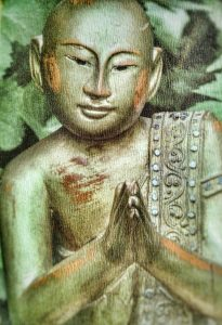 Bild von Buddha-Statue